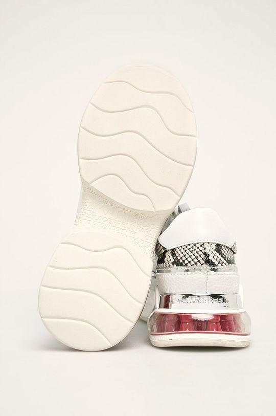 alb Karl Lagerfeld - Pantofi
