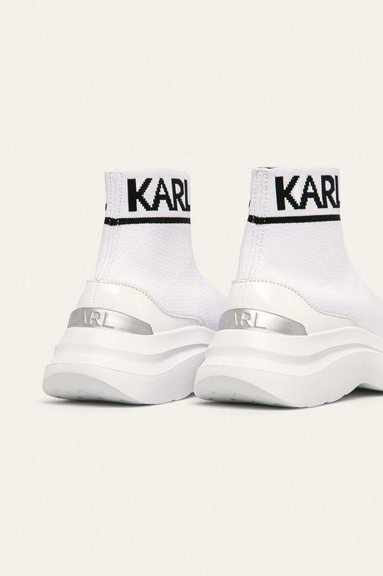 Karl Lagerfeld - Pantofi Gamba: Material textil, Piele naturala Interiorul: Material textil Talpa: Material sintetic