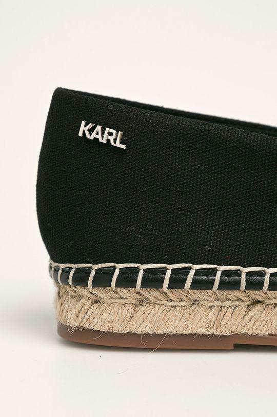 Karl Lagerfeld - Espadrilky Dámsky