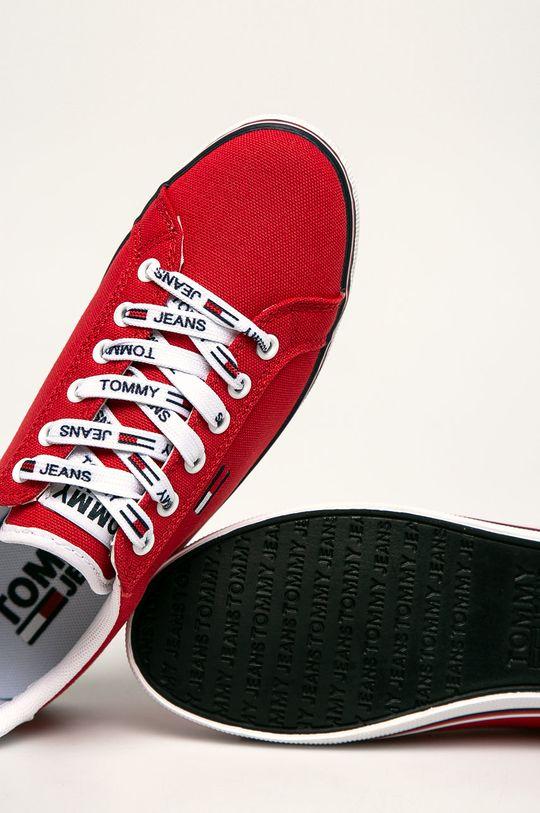 červená Tommy Jeans - Tenisky