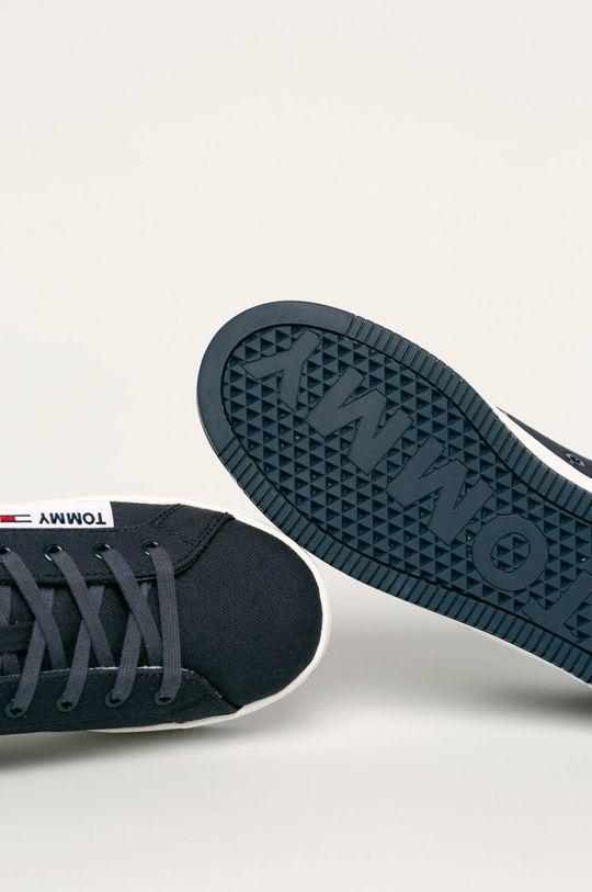 тъмносин Tommy Jeans - Обувки