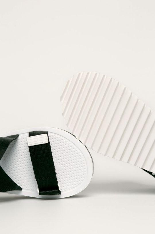 čierna Tommy Jeans - Sandále