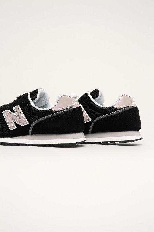 New Balance - Topánky WL373BD2  Zvršok: Textil, Prírodná koža Vnútro: Textil Podrážka: Syntetická látka