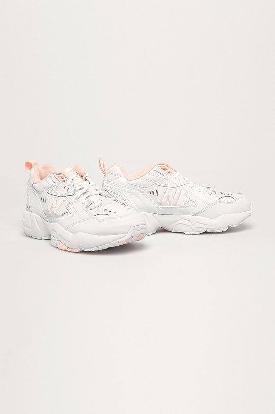 New Balance - Topánky WX608WI1 biela