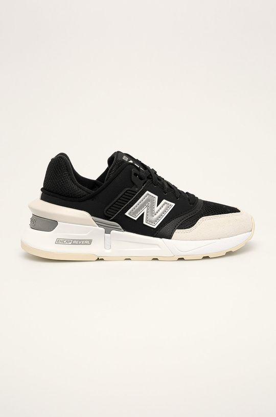 čierna New Balance - Topánky WS997GFG Dámsky