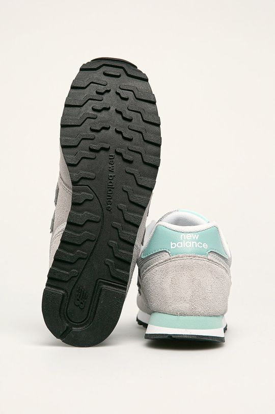 svetlosivá New Balance - Topánky WL373BA2