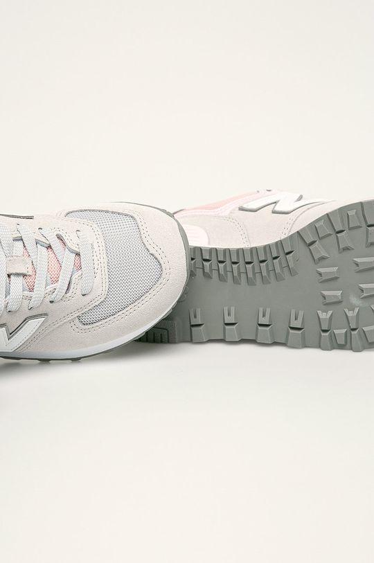 svetlosivá New Balance - Topánky WL574SOT