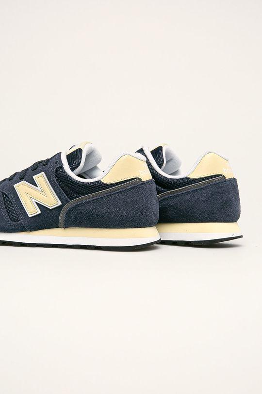 New Balance - Topánky WL373BE2  Zvršok: Textil, Prírodná koža Vnútro: Textil Podrážka: Syntetická látka