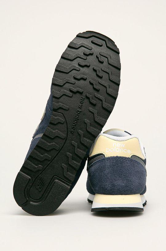 tmavomodrá New Balance - Topánky WL373BE2