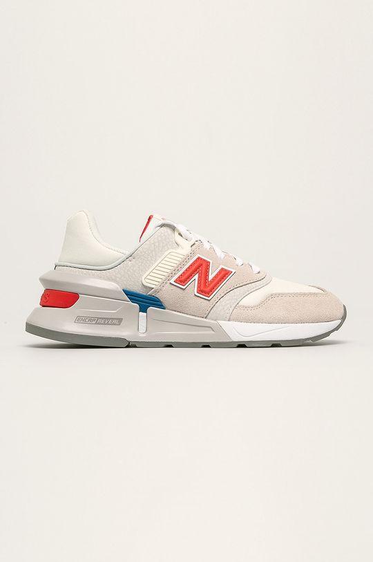 krémová New Balance - Topánky WS997BVA Dámsky