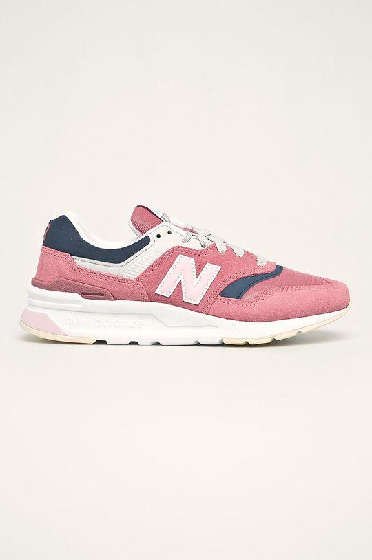 fialovo-růžová New Balance - Boty CW997HAQ Dámský