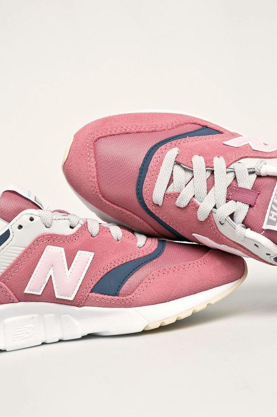 fialovo-růžová New Balance - Boty CW997HAQ