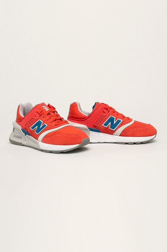 New Balance - Topánky WS997BVD červená