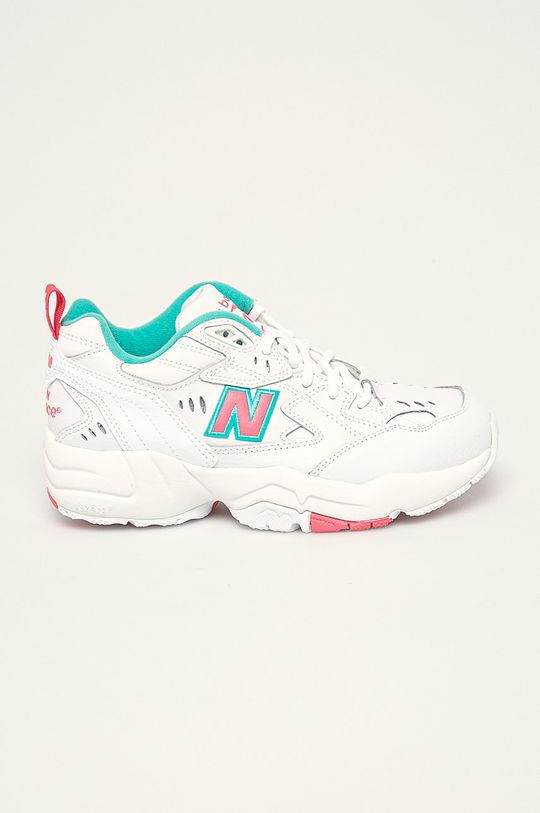 biela New Balance - Topánky WX608WT1 Dámsky