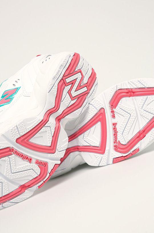 New Balance - Topánky WX608WT1  Zvršok: Syntetická látka, Prírodná koža Vnútro: Textil Podrážka: Syntetická látka