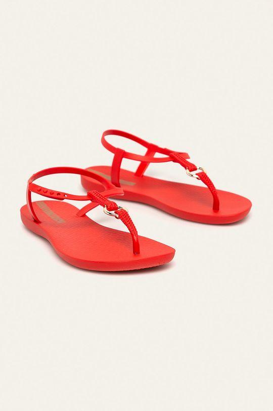 Ipanema - Sandály červená