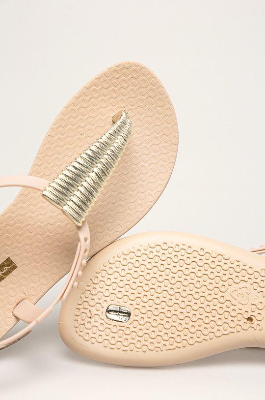krémová Ipanema - Sandále