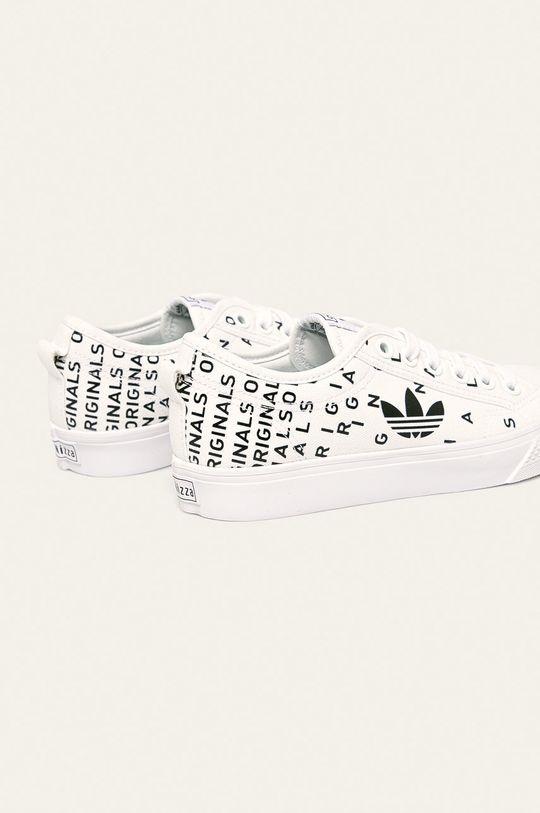 adidas Originals - Tenisky Nizza Trefoil biela