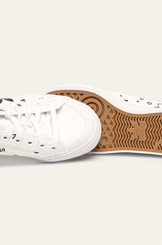 adidas Originals - Tenisky Nizza Trefoil  Zvršok: Textil Vnútro: Textil Podrážka: Syntetická látka