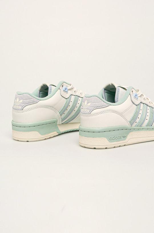 adidas Originals - Kožené boty Rivalry Low Svršek: Přírodní kůže Vnitřek: Textilní materiál Podrážka: Umělá hmota