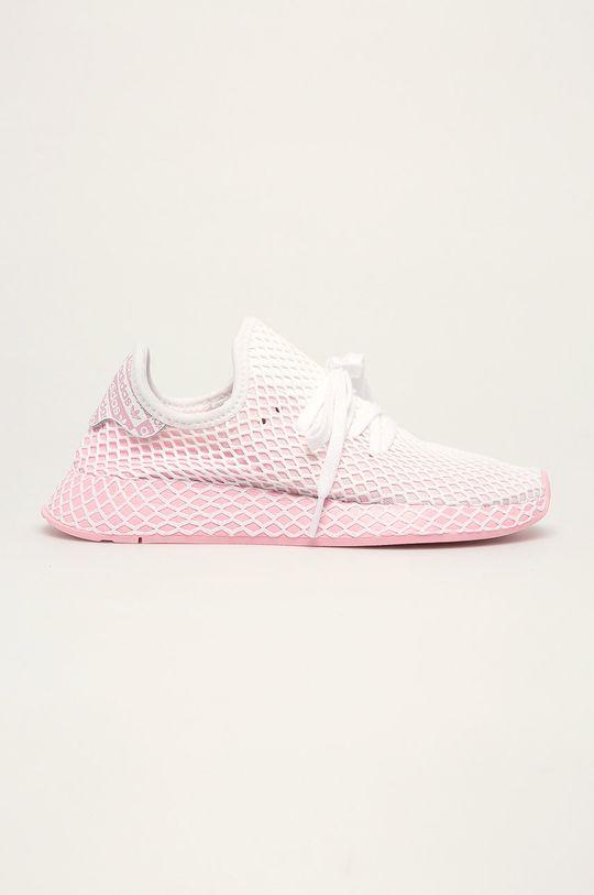 růžová adidas Originals - Boty Deerupt Runner Dámský