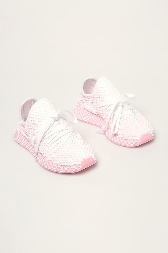 adidas Originals - Boty Deerupt Runner růžová