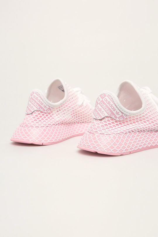 adidas Originals - Boty Deerupt Runner  Svršek: Textilní materiál Vnitřek: Textilní materiál Podrážka: Umělá hmota