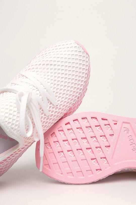 růžová adidas Originals - Boty Deerupt Runner