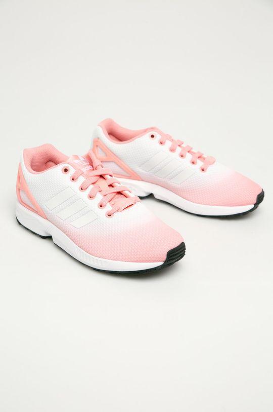 adidas Originals - Topánky Zx Flux ružová