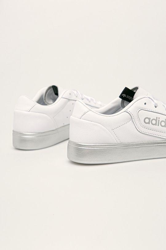 adidas Originals - Buty skórzane Sleek Cholewka: Skóra naturalna, Wnętrze: Materiał tekstylny, Podeszwa: Materiał syntetyczny