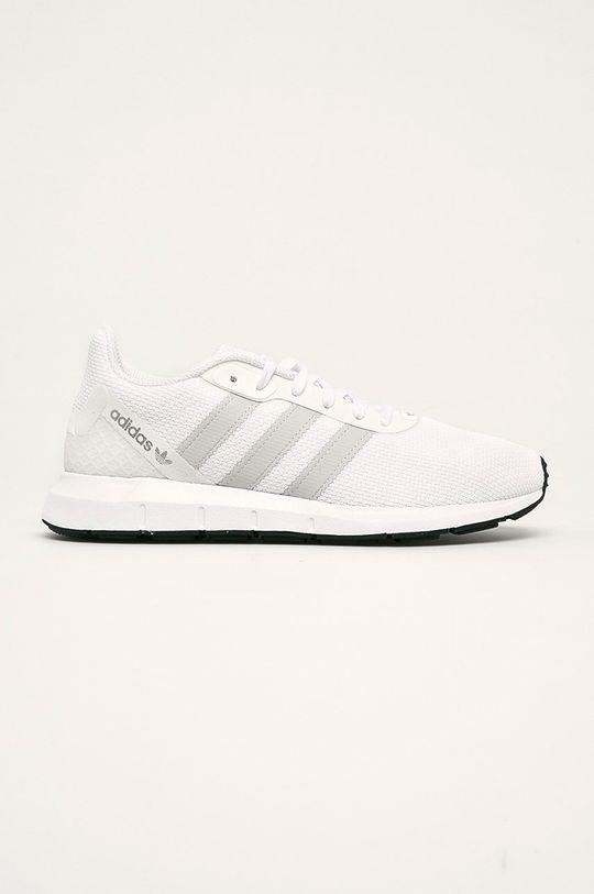 alb adidas Originals - Pantofi Swift Run Rf De femei