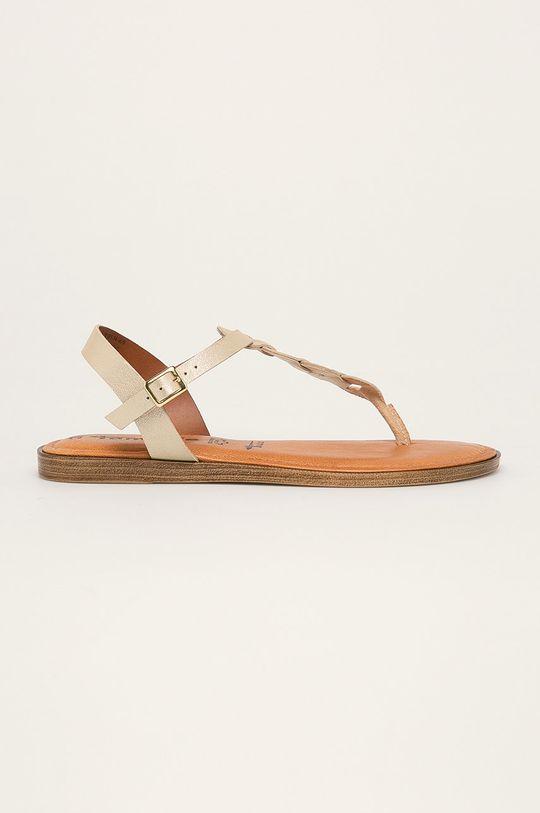 aur Tamaris - Sandale de piele De femei