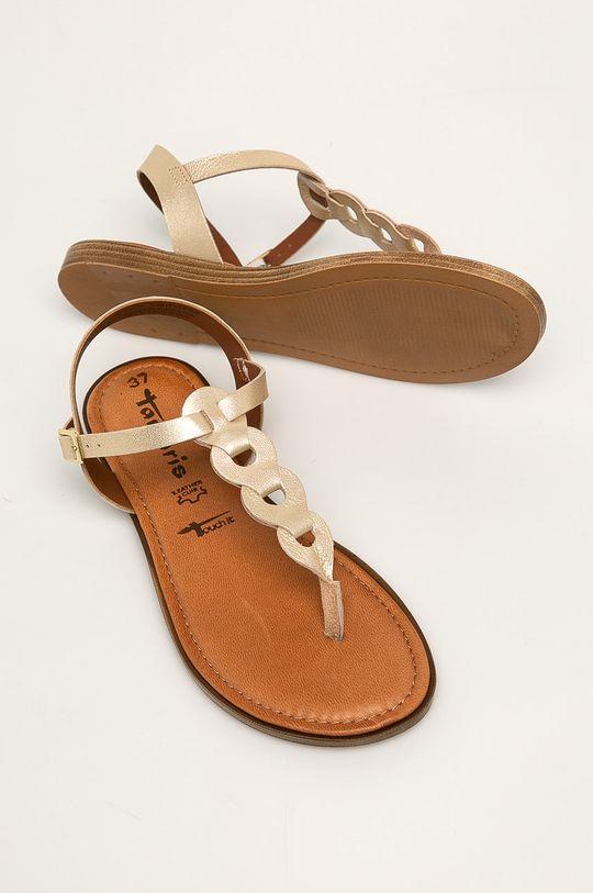 aur Tamaris - Sandale de piele
