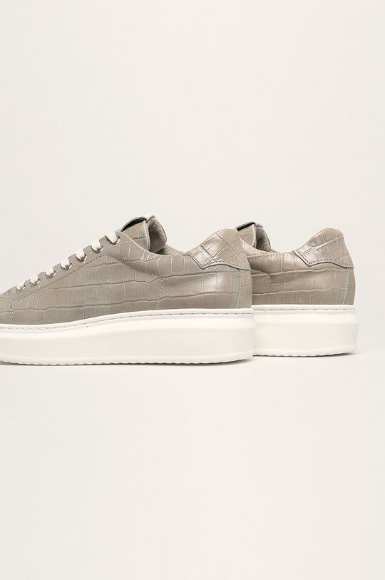 Tamaris - Kožená obuv  Zvršok: Prírodná koža Vnútro: Textil Podrážka: Syntetická látka