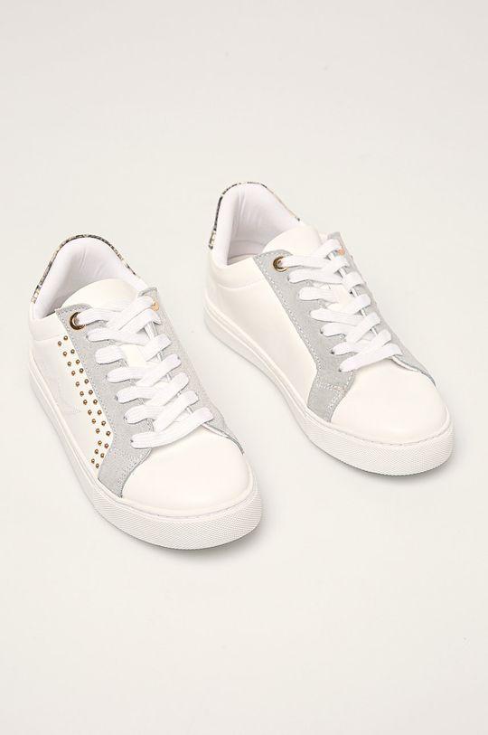 Steve Madden - Pantofi alb