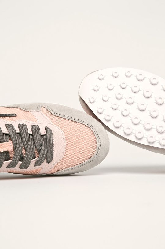 roz rosu Pepe Jeans - Pantofi Bimba Mesh