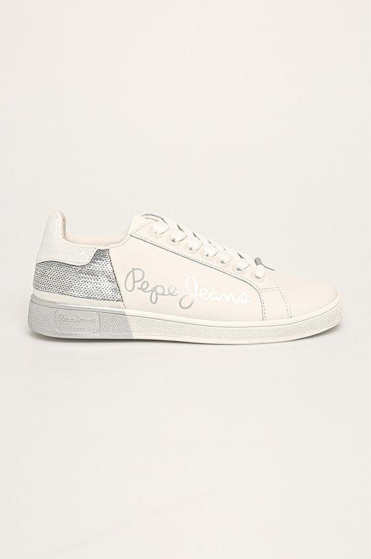 срібний Pepe Jeans - Черевики Brompton Sequins Жіночий