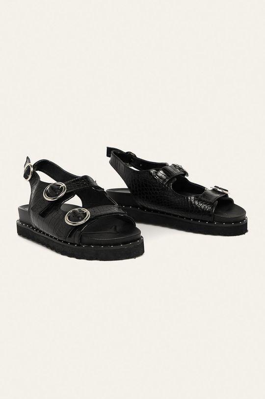 Glamorous - Sandały czarny