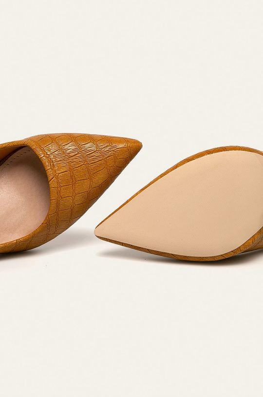 Glamorous - Pantofi cu toc Gamba: Material sintetic Interiorul: Material sintetic Talpa: Material sintetic