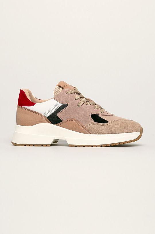 bej AllSaints - Pantofi Skye De femei