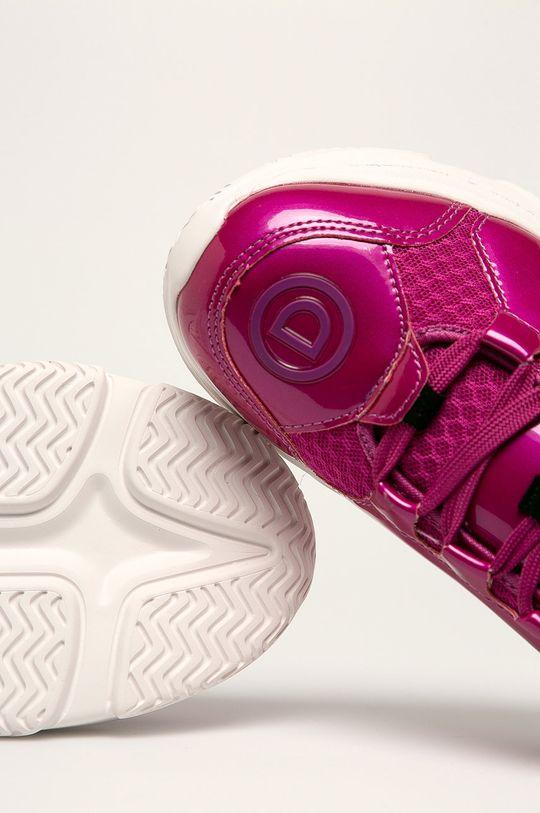 sýto ružová Desigual Sport - Topánky 20SUKP04