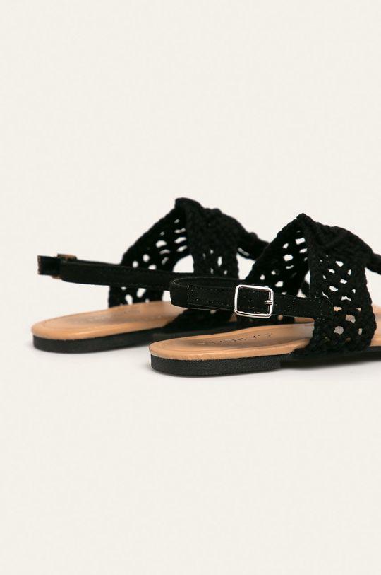 Haily's - Sandále  Zvršok: Textil Vnútro: Syntetická látka Podrážka: Syntetická látka