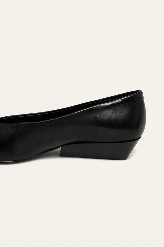 Calvin Klein - Kožené baleríny Svršek: Přírodní kůže Vnitřek: Umělá hmota, Přírodní kůže Podrážka: Umělá hmota