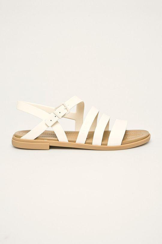biały Crocs - Sandały Damski