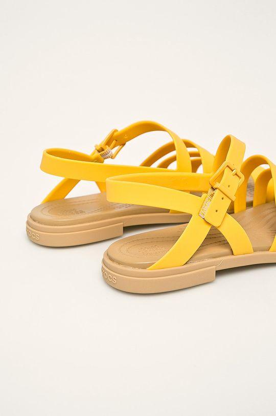 Crocs - Sandały Materiał syntetyczny