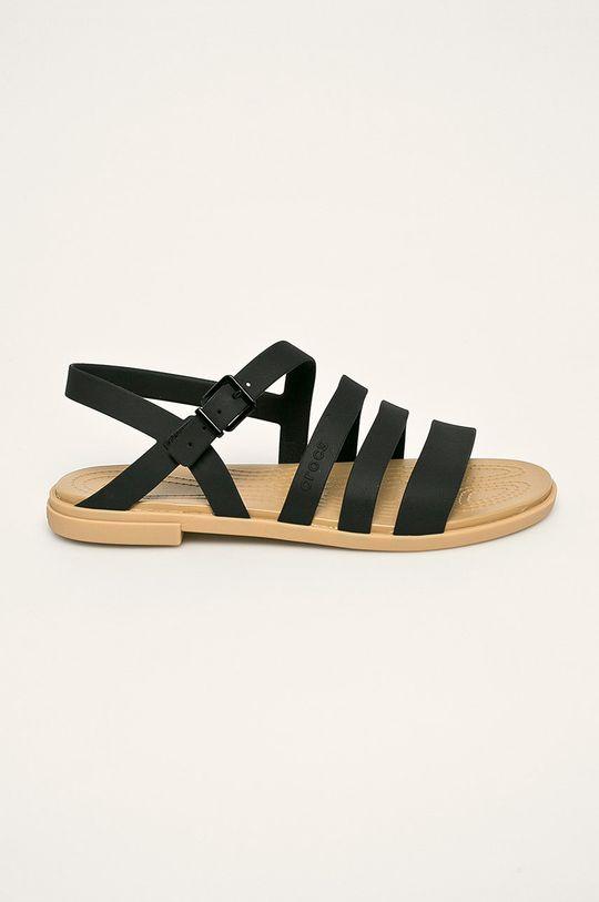 čierna Crocs - Sandále Dámsky