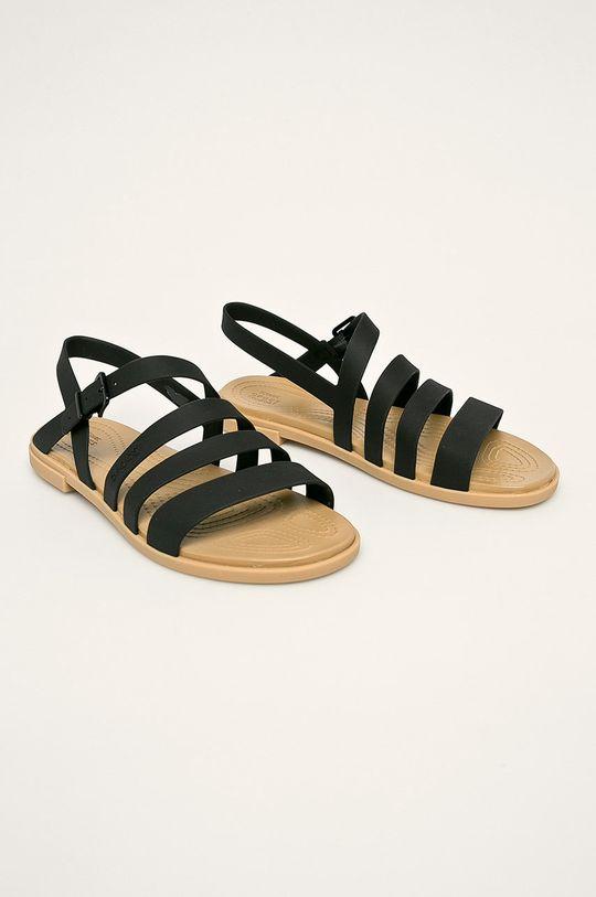 Crocs - Sandále čierna