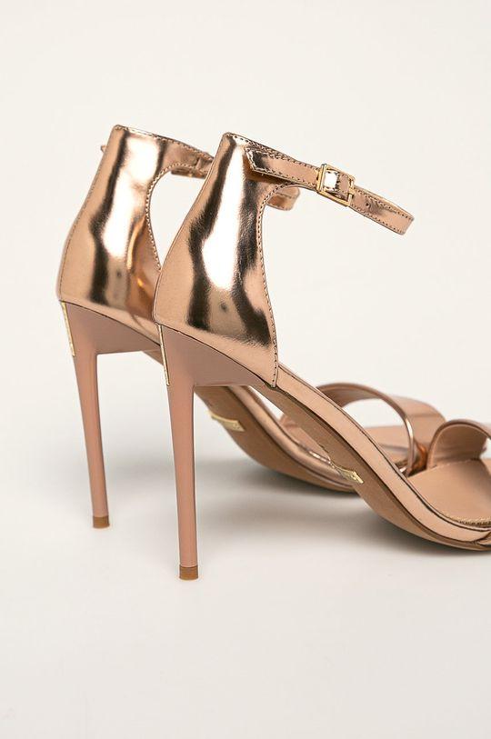 Marciano Guess - Kožené sandále  Zvršok: Prírodná koža Vnútro: Prírodná koža Podrážka: Syntetická látka