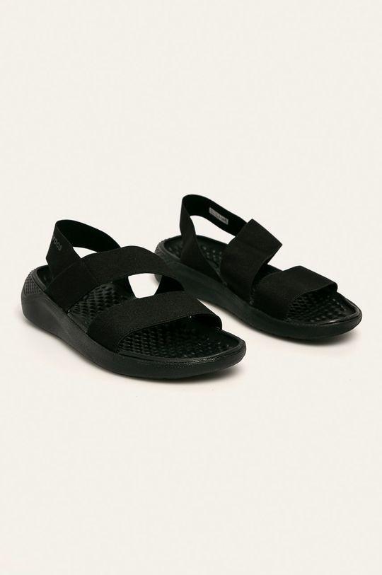 Crocs - Sandały czarny