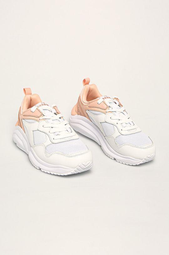 Diadora - Topánky Whizz Run biela